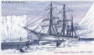 Expeditions au Groenland - Le Pourquoi-pas de Jean Baptiste Charcot